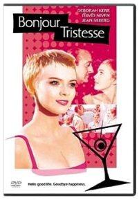 """Cover of """"Bonjour Tristesse"""""""