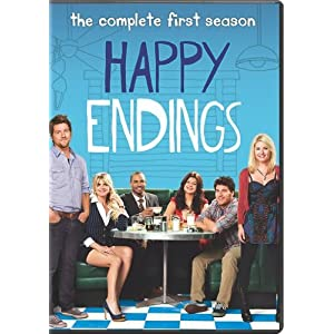 Happy Endings: The Complete First Season
