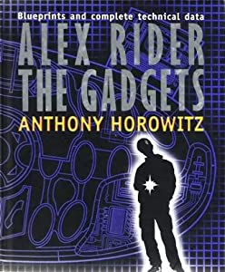 "Cover of ""Alex Rider"""