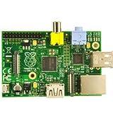 Raspberry Pi Model B &Clear Case
