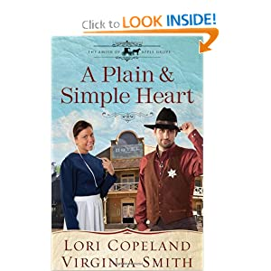 A Plain and Simple Heart (The Amish of Apple Grove)