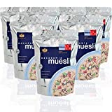 Brookfarm Natural Macadamia Muesli Granola, 12.35-Ounce Bag (350g) - 6 Pack