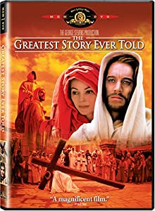 """Cover of """"The Greatest Story Ever Told (M..."""