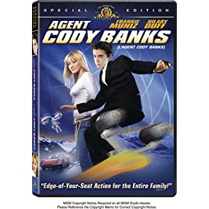 Agent Cody Banks = L'agent Cody Banks cover