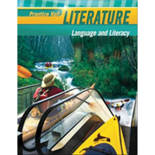 Prentice 9 Hall Textbooks Grade Literature