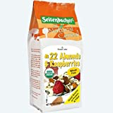 Seitenbacher Muesli #22 - Rapsberries & Almonds 16 Oz (12 Pack Case)