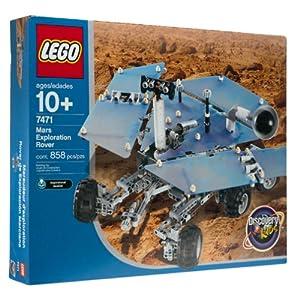 Amazon.com: Lego Mars Exploration Rover (7471): Toys & Games