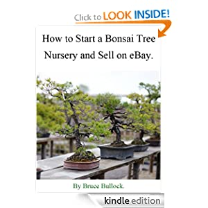 How to Start a Bonsai Tree Nursery