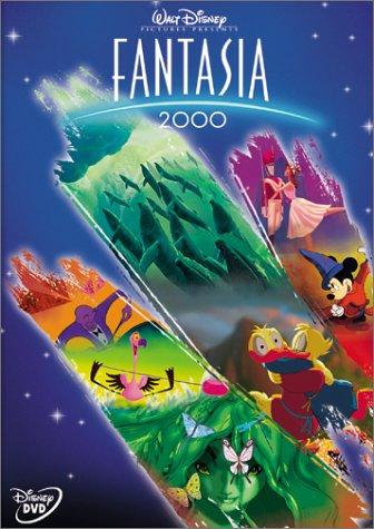 """Cover of """"Fantasia 2000"""""""
