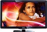 Philips 47PFL4606H/12 119 cm (47 Zoll) LCD-Fernseher, Energieeffizienzklasse C (Full-HD, 100 Hz, DVB-T,-C) schwarz