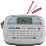 Brother Personal Labeler Machine, White (PT90) for $14.95 + Shipping