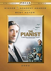 "Cover of ""The Pianist"""