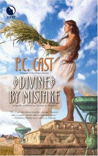 Divine By Mistake (Partholon, #1)