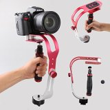 EC-Red-Handheld-video-Camera-Stabilizer-Steady-for-GoProCannonNikon-or-any-DSLR-camera-up-to-21-lbs