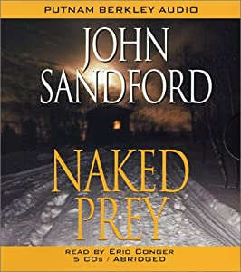 "Cover of ""Naked Prey (ABRIDGED AUDIO CD)&..."