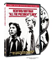 """Cover of """"All the President's Men (Two-Di..."""