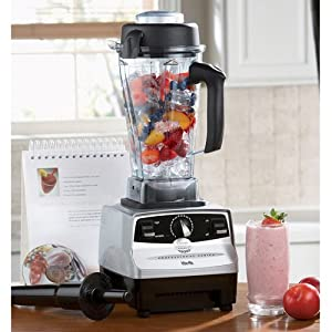 Vita-Mix CIA Restaurant Commercial Blender: Platinum