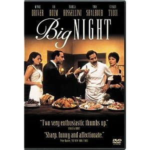 """Big Night"" movie poster courtesy amazon.com"