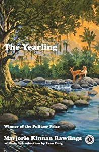 "Cover of ""The Yearling"""