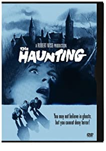 """Cover of """"The Haunting"""""""