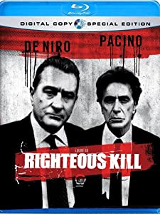 """Cover of """"Righteous Kill [Blu-ray]"""""""