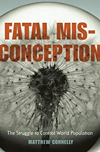 "Cover of ""Fatal Misconception: The Strugg..."