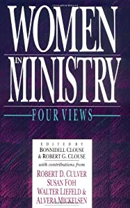 "Cover of ""Women in Ministry: Four Views"""