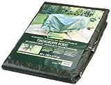 Videx 22141 PE- Schutzhaube für Tischgruppe rechteckig, grün