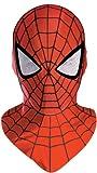 スパイダーマン 大人用 マスク 米公式ライセンス コスチューム なりきり コスプレ 仮装 衣装 イースター、ハロウィン パーティに☆【並行輸入品】