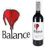 【夏季冷蔵品】【お酒】 バランス カベルネ・ソーヴィニヨン メルロー(赤) 750ml  [Balance Cabernet Sauvignon Merlot] [南アフリカ・ウェスタンケープ]