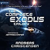 The Complete Exodus Trilogy: Books 1-3 | [Andreas Christensen]