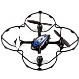 Holy Stone Mini RC Drone 4 CH 6-Axis 2.4 GHz Gyro RC Quadcopter Color Blue