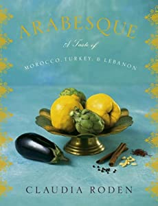"Cover of ""Arabesque: A Taste of Morocco, ..."