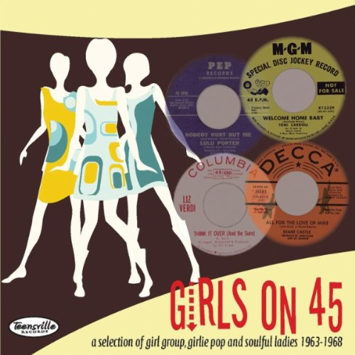 Various Artists - Girls On 45
