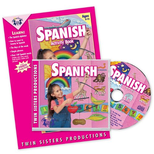 Spanish CD/ Book Set