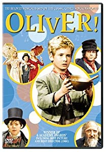 "Cover of ""Oliver!"""