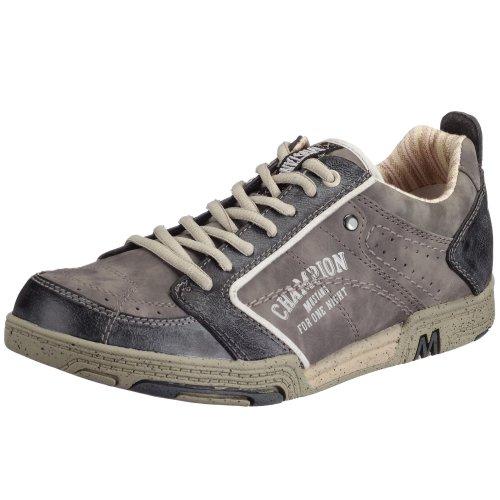 Mustang Herren-Schnürschuh 83800, Herren Sneaker, grau, (grau 2), EU 40