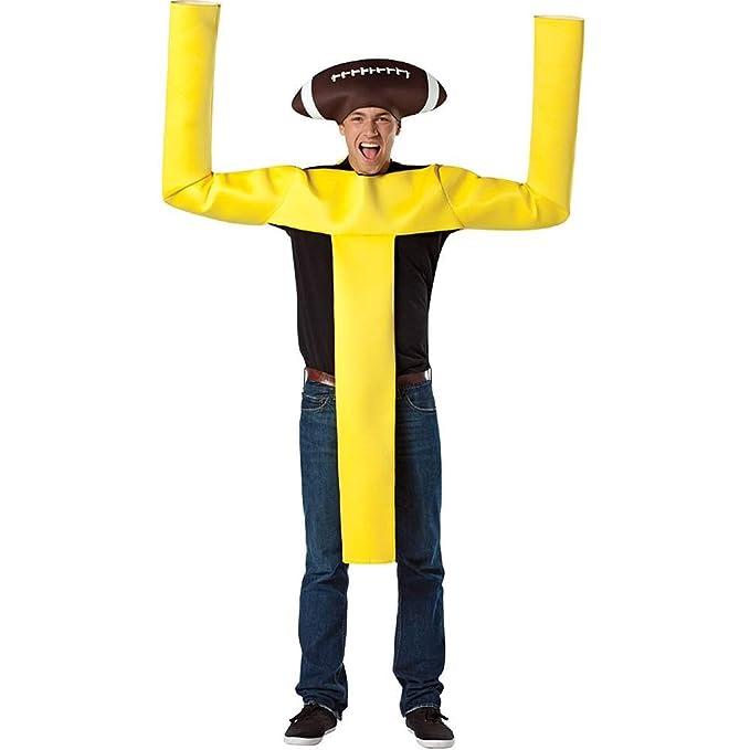 Rasta Imposta Touchdown Adult, Yellow, One Size