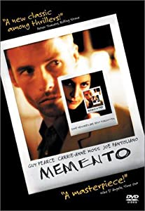 "Cover of ""Memento"""