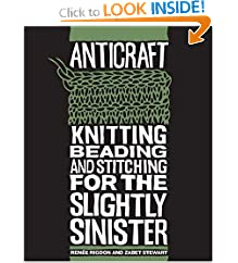 Knitting, Beading and Stitching for the Slightly Sinister