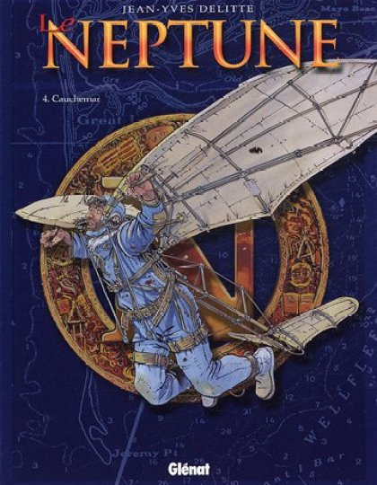 Le Neptune - tome 4 : Cauchemars