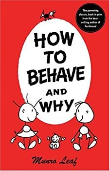 "Cover of ""How to Behave and Why"""