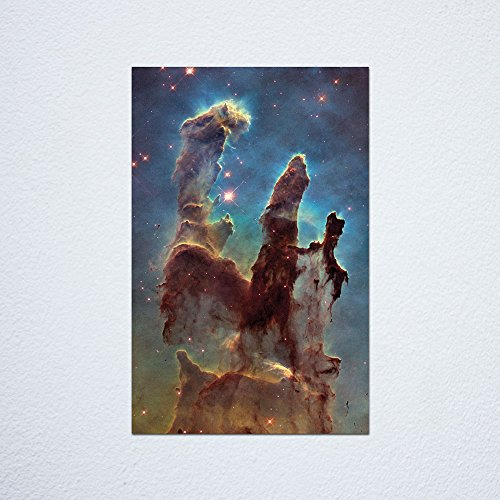 Pillars of Creation Poster 11 x 17 Astronomy Print