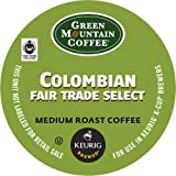 Green Mountain Coffee, Colombian Fair Trade Select K-Cup Portion Pack for Keurig Brewers, 50 count