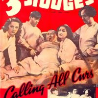 Calling All Curs, starring the Three Stooges