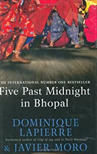 """Cover of """"Five Past Midnight in Bhopal"""""""