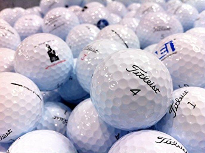 Titleist Pro V1 Logo Overrun Golf Balls 3 Dozen (36 Balls)