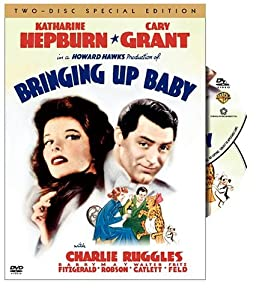 "Cover of ""Bringing Up Baby (Two-Disc Spec..."