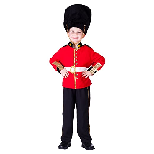 Deluxe Royal Guard Costume Set - Medium 8-10