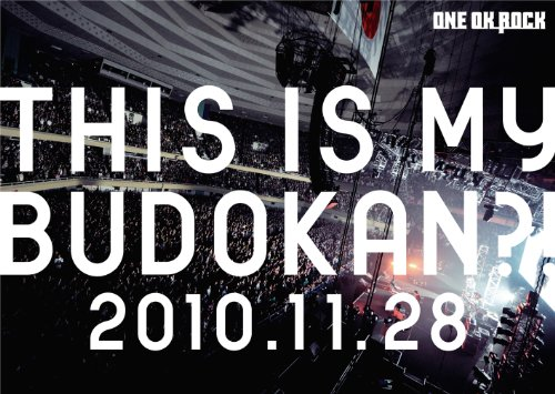 LIVE DVD 「THIS IS MY BUDOKAN?!2010.11.28」をAmazonでチェック!